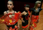Hong Kong Student 'Trashion' Show